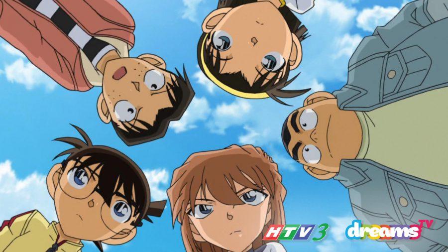Conan và đội thám tử nhí 2