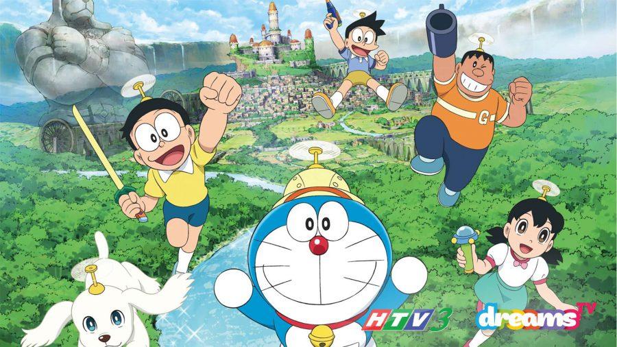 Doraemon và bảo bối 2