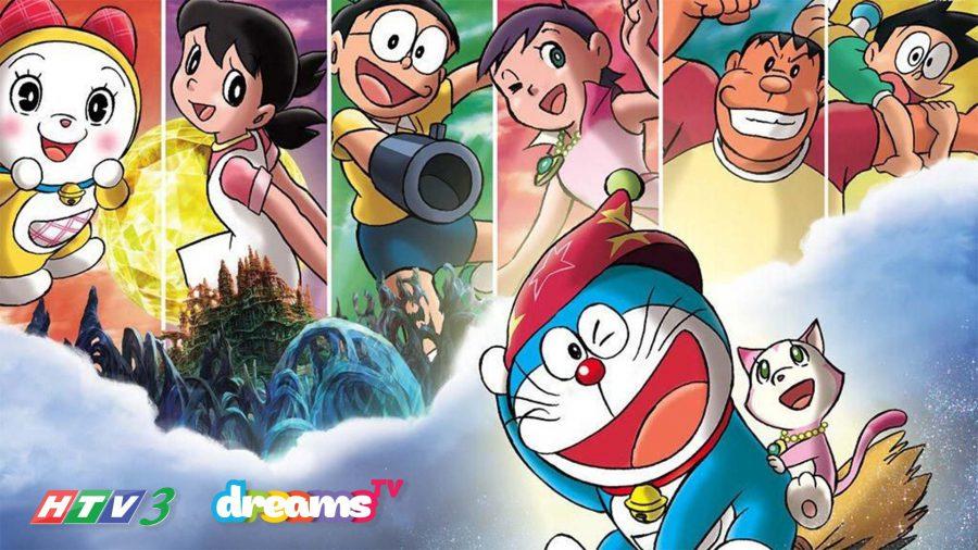 Doraemon và những người bạn 2