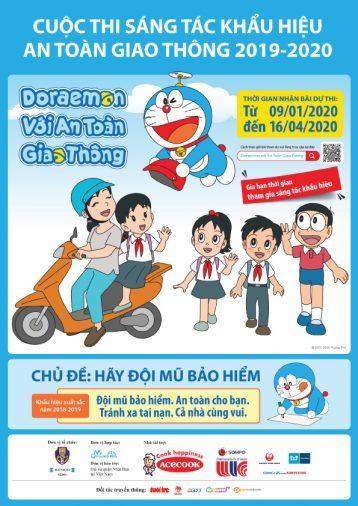 Doraemon An toàn giao thông
