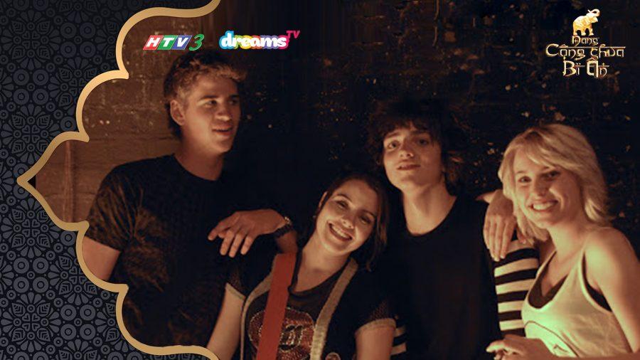 Band nhạc và những người bạn của Alex - Nàng Công Chúa Bí Ẩn
