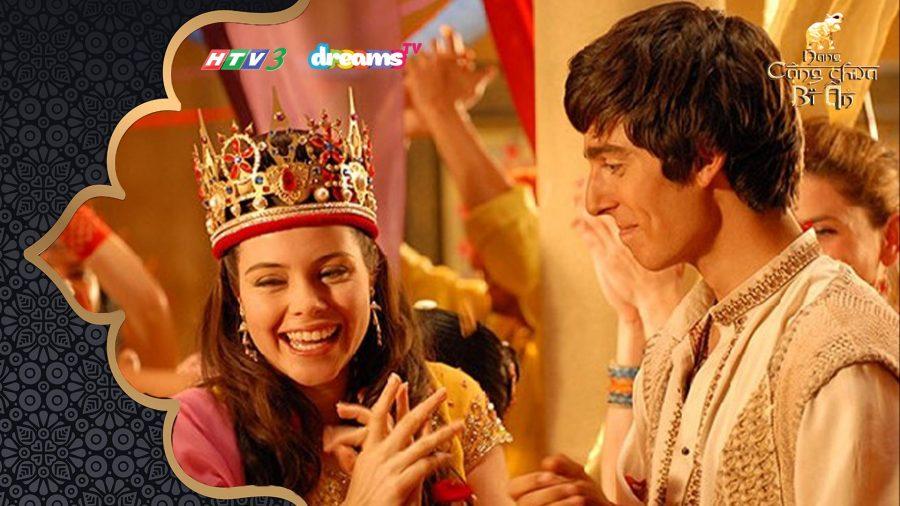 Công chúa Alex và Kuru trong Nàng Công Chúa Bí Ẩn - The Elephant Princess