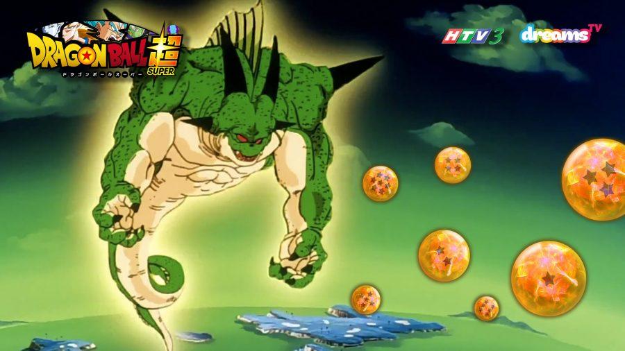 Rồng Thần Porunga - Rồng Thần Của Hành TInh Namek trong 7 Viên Ngọc Rồng