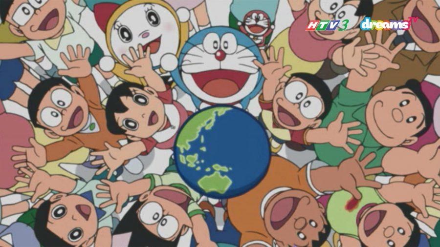 Doraemon kỷ niệm 50 năm